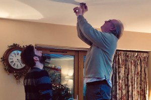 How many Time Lords does it take to change a light bulb?