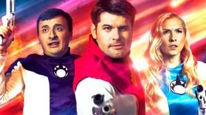 Voyage Trekkers TV episode