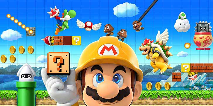 Super Mario Maker Nintendo Select