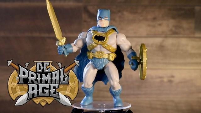 DC Primal Age Batman Funko