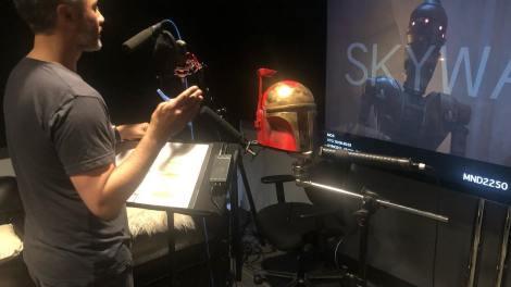 The Mandalorian Taika Waititi droid