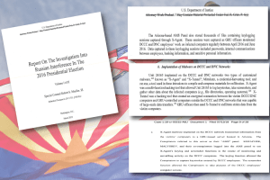 Mueller report says Russian hacking once went through Arizona server