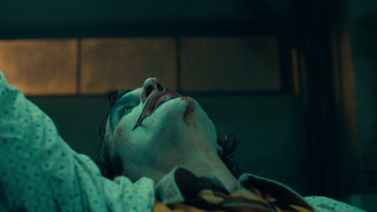 Joker teaser trailer Joaquin Phoenix
