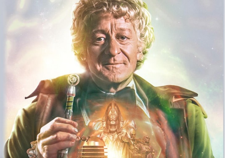 Jon Pertwee Doctor Who Season 10