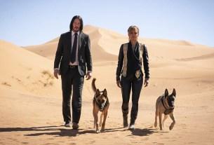 John Wick: Chapter 3 - Parabellum (Courtesy Lionsgate)