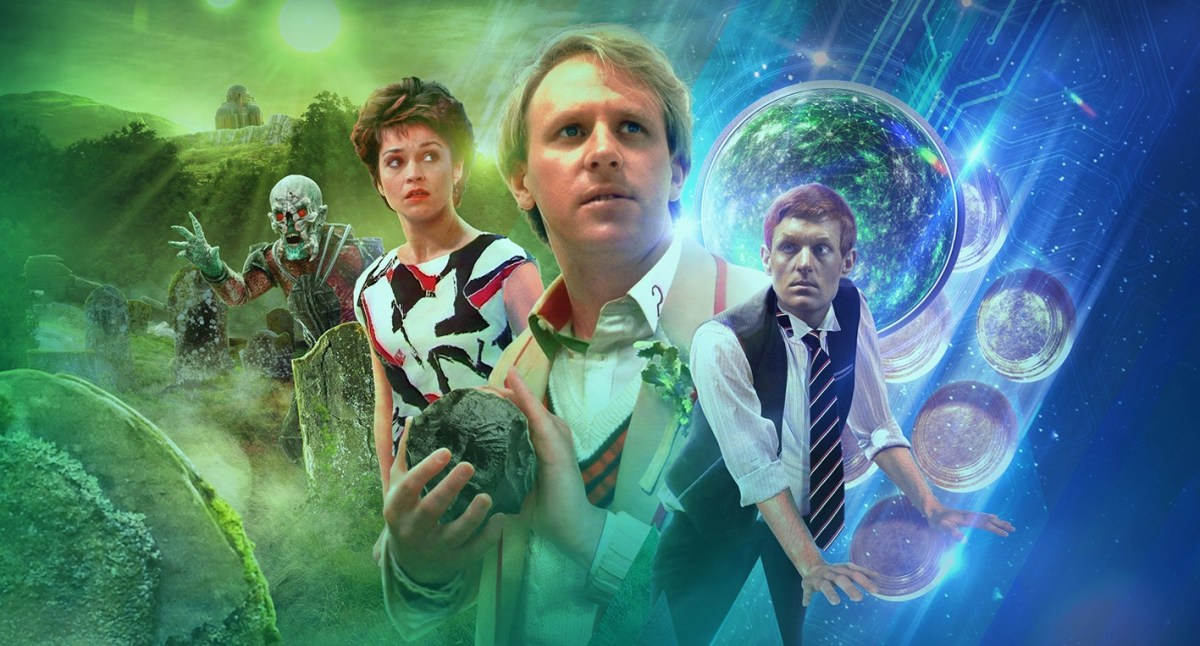 Big Finish dusting off 1980s Doctor Who stories left on the drawing board