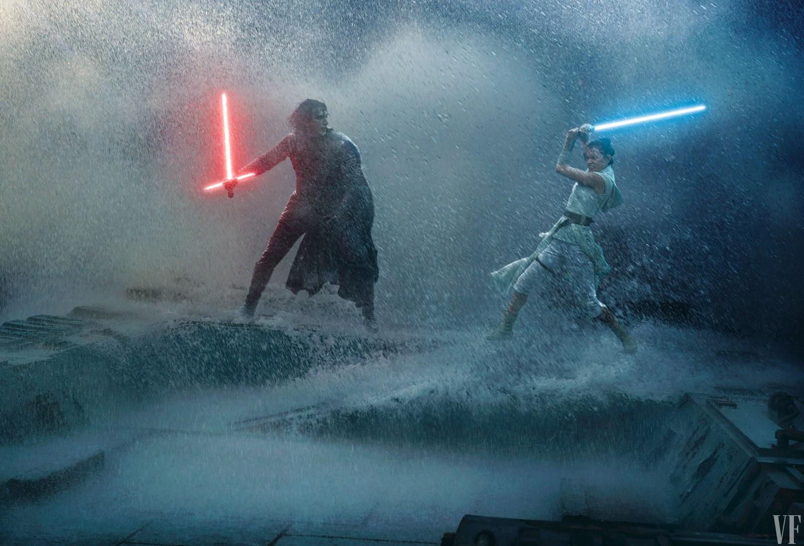 Vanity Fair exposes The Rise of Skywalker characters, details
