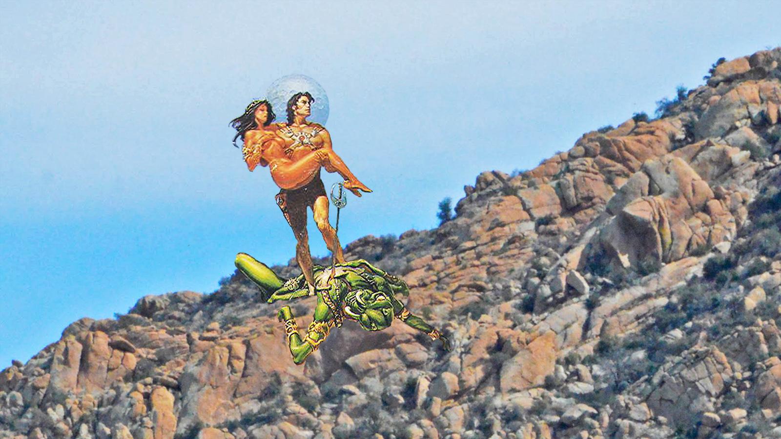 Willcox Arizona ERB Fest Tarzan John Carter Barsoom
