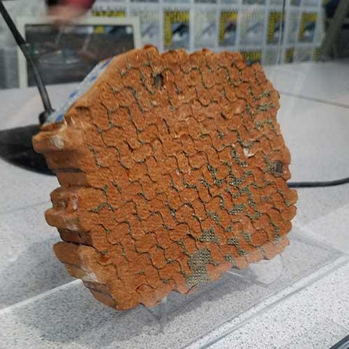 Apollo heat shield