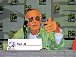 Stan Lee, SDCC 2006