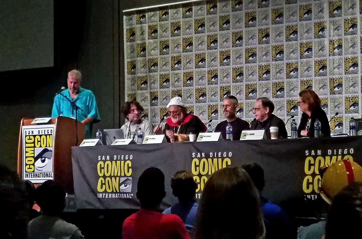 San Diego Comic-Con 2019 Popeye panel