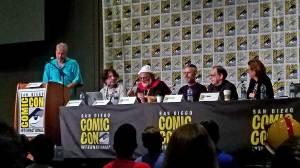 San Diego Comic-Con 2019 Popeye panel