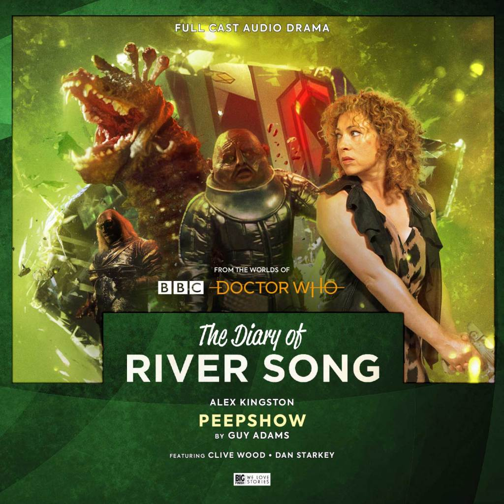 The Diary of River Song season 6