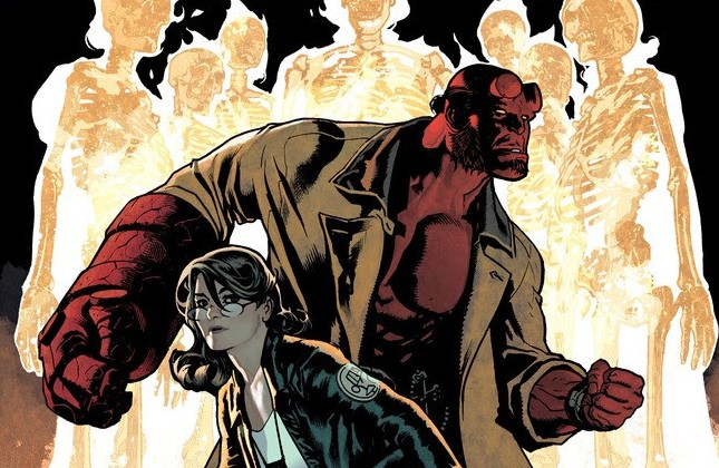 HELLBOY & THE B.P.R.D.: THE SEVEN WIVES CLUB