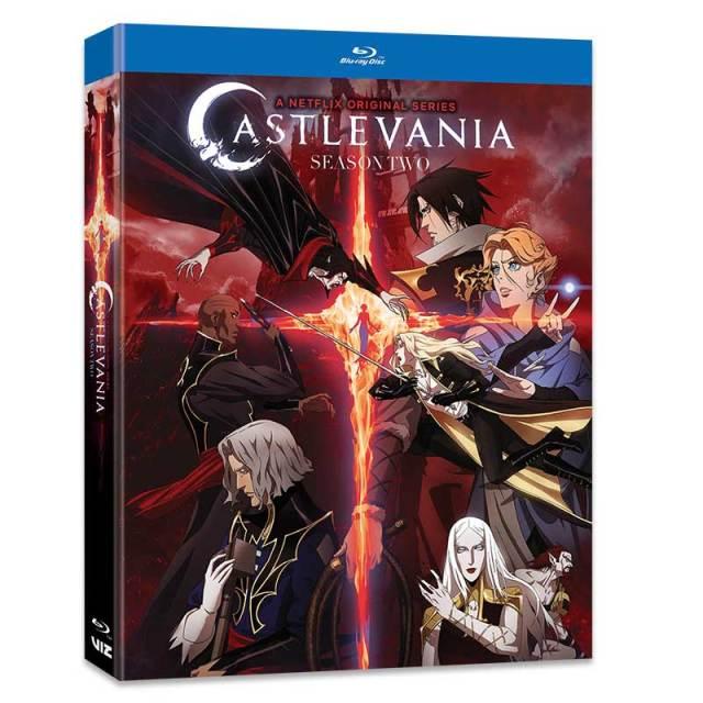 Castlevania Season 2 Blu-ray