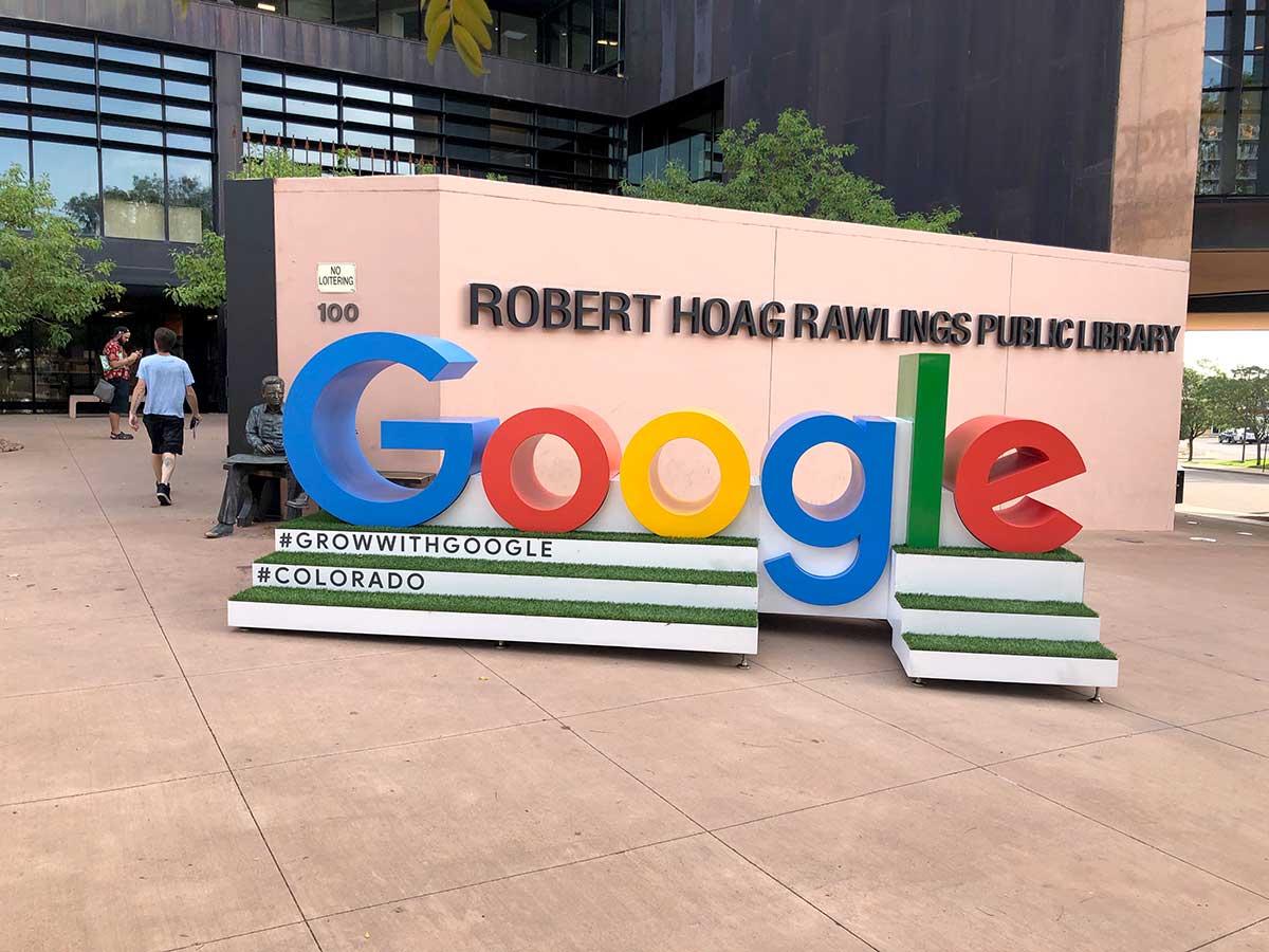 google pueblo colorado