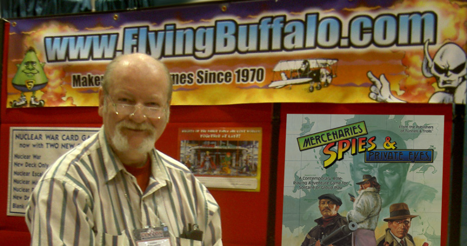 Flying Buffalo manager talks game company's future after death of founder Rick Loomis