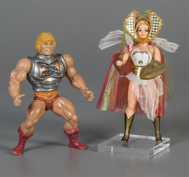 Masters of the Universe He-Man She-Ra