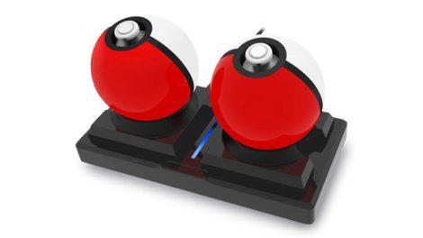 Nintendo Switch Dual PokeBall Charging Dock