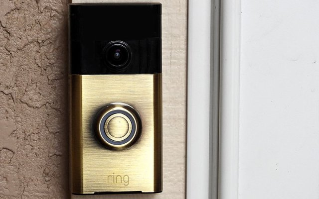 More than 400 police departments across the country are participating in Ring's Neighbors program, which lets homeowners share video from their doorbell cameras and lets police reach out to Ring owners. (Photo by Richard Thompson/Creative Commons)