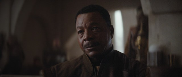 Caption : Carl Weathers is Greef Carga in the Disney+ series THE MANDALORIAN. Byline : Lucasfilm Copyright : (C) 2019 Lucasfilm Ltd. All Rights Reserved.