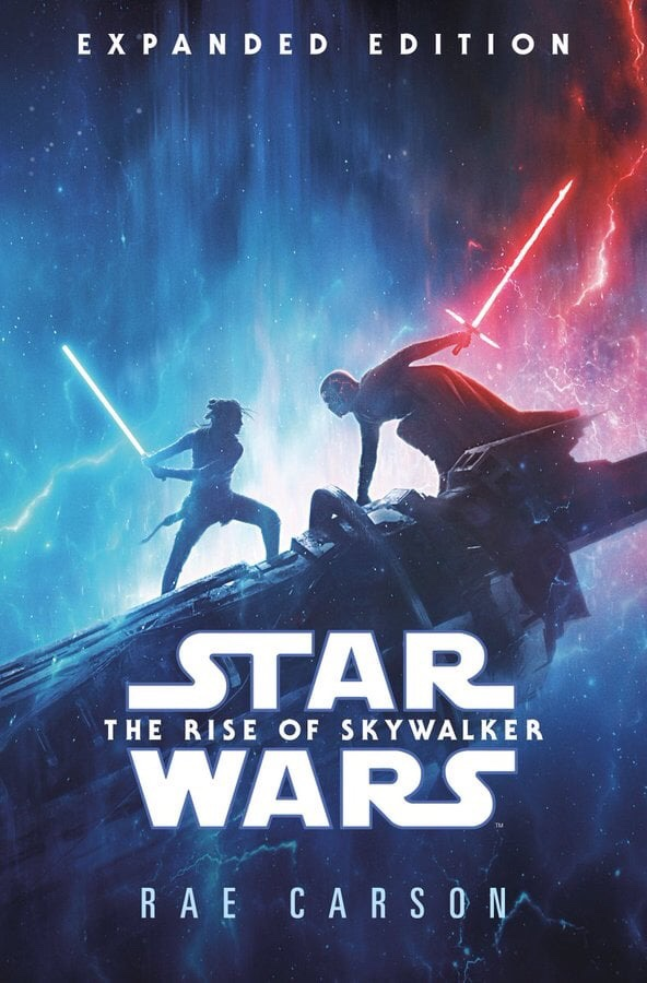 STAR WARS: THE RISE OF SKYWALKER (film novelization)