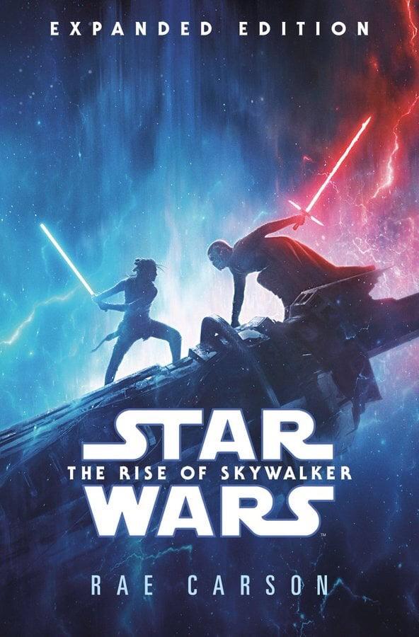 STAR WARS: THE RISE OF SKYWALKER (film novelization)