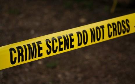 crime scene do not cross police tape