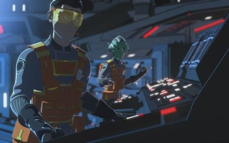 Star Wars Resistance - Station to Station
