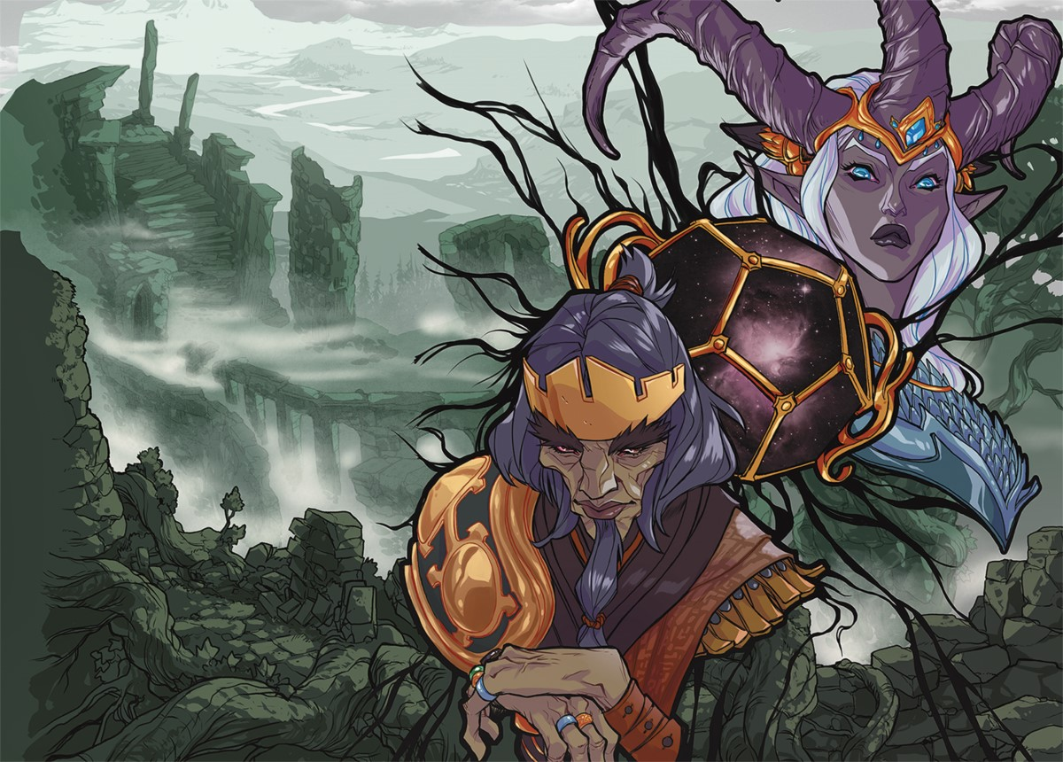 Mystery D&D game book revealed as Critical Role campaign world tie-in: Explorer's Guide to Wildemount
