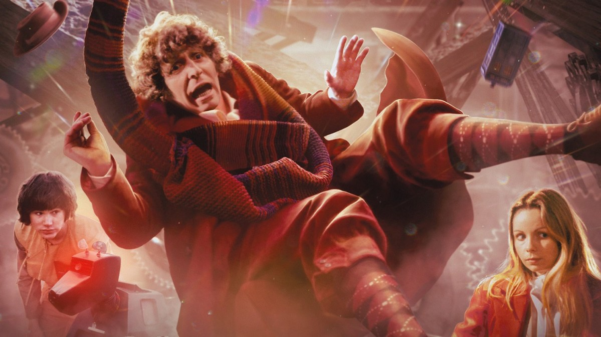 New audio adventures in E-Space take classic Doctor Who team back to exciting early '80s era