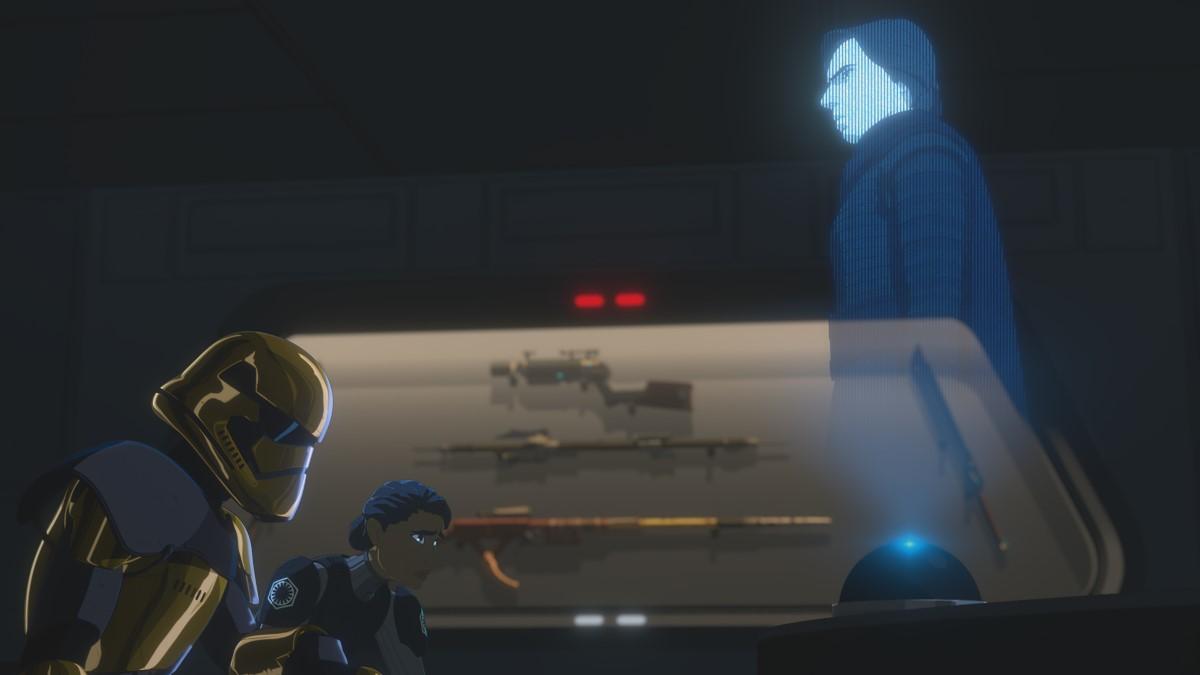 Series Finale of Star Wars Resistance