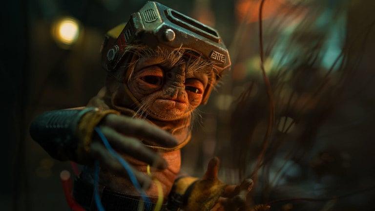 HEY HEYYY! Meet Babu Frik, Star Wars' newest cute alien, in Rise of Skywalker clip