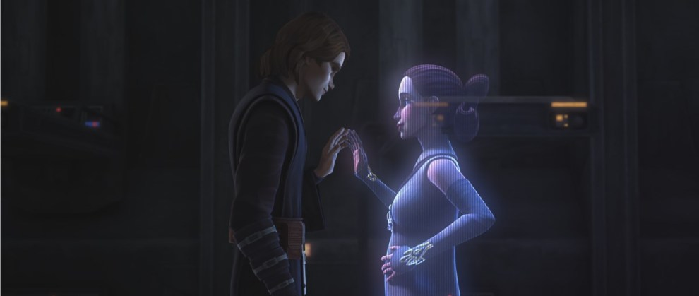 A Distant Echo - Star Wars: The Clone Wars