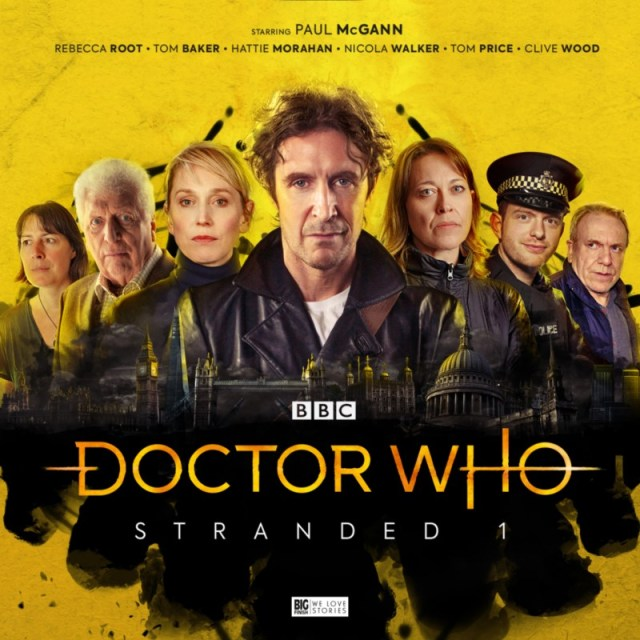 Stranded (Big Finish Productions)