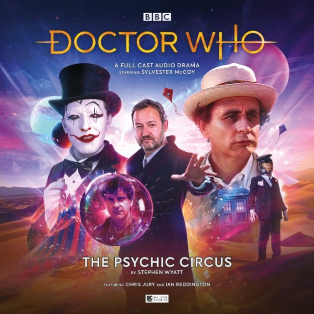 Doctor Who: The Psychic Circus
