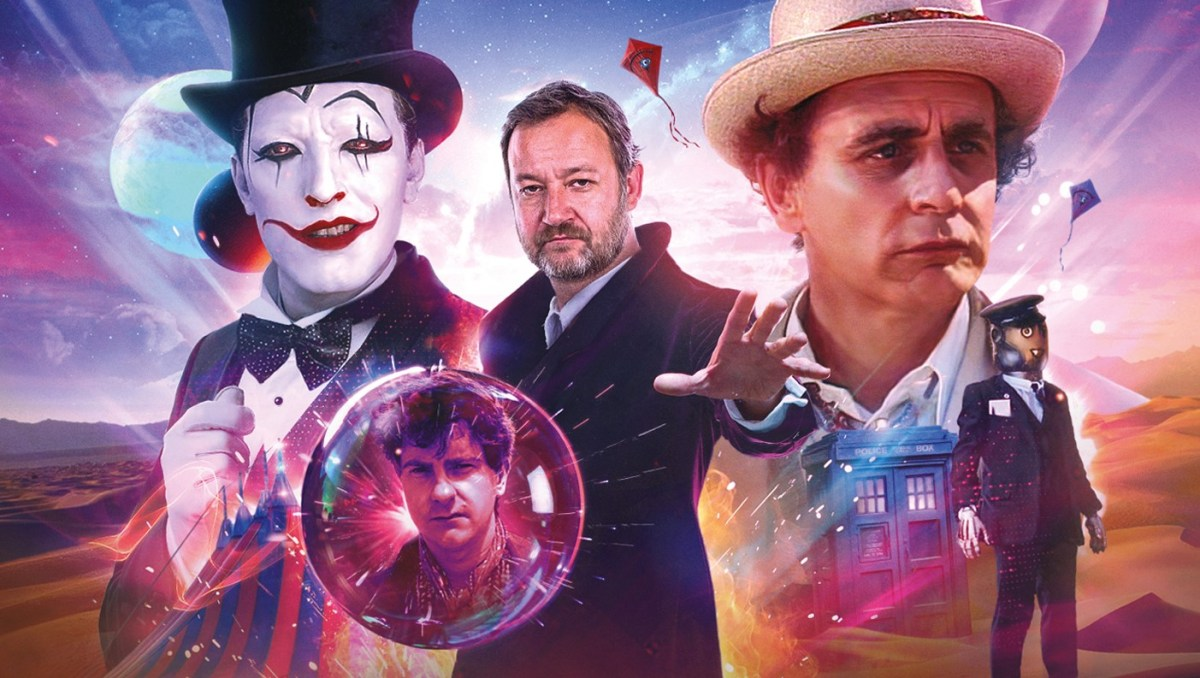 Doctor Who returns to sinister Psychic Circus in both sequel and prequel – in one audio