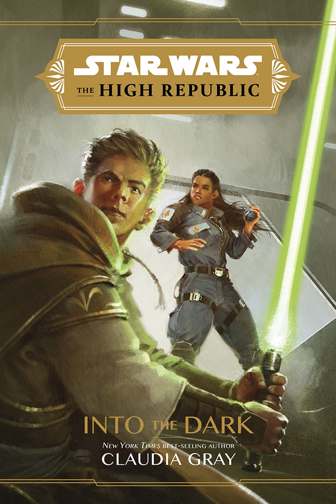 Star Wars High Republic Into the Dark