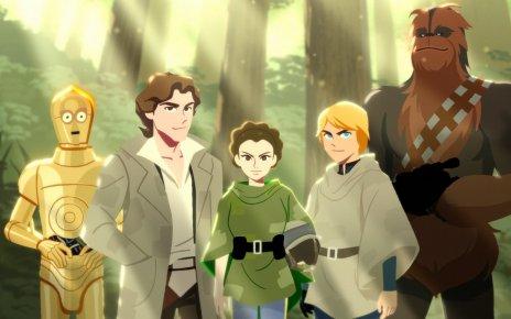 Leia Organa - A Princess, A General, A Mentor