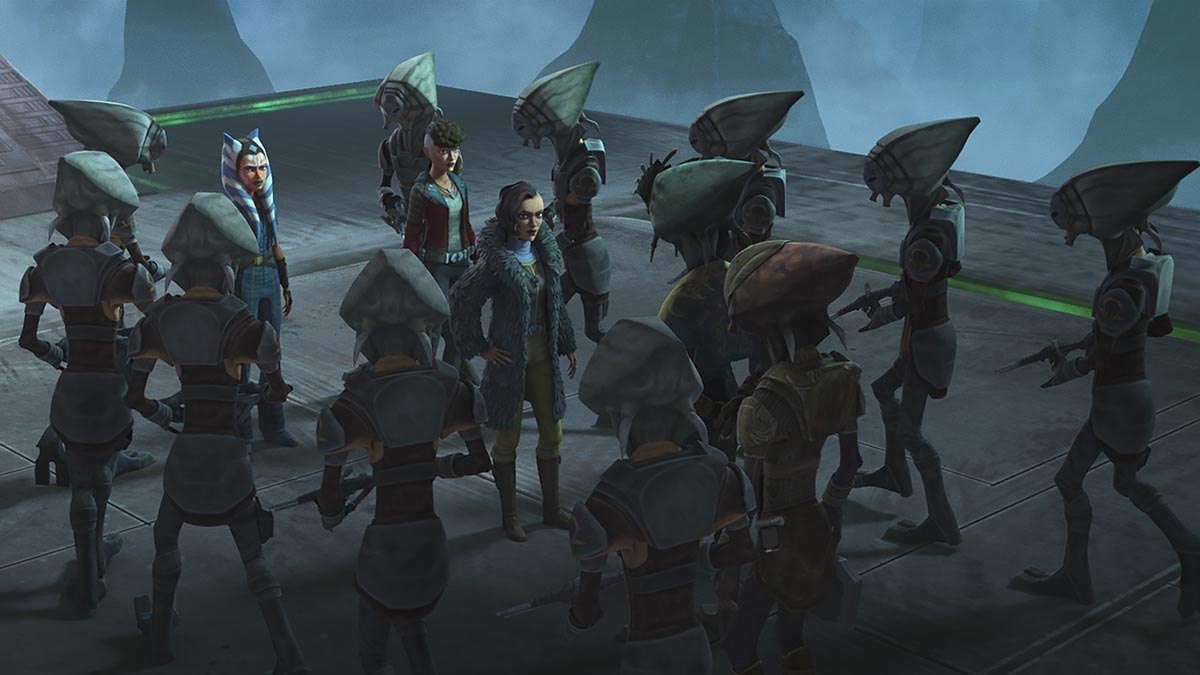 "Star Wars: The Clone Wars 706 ""Deal No Deal"