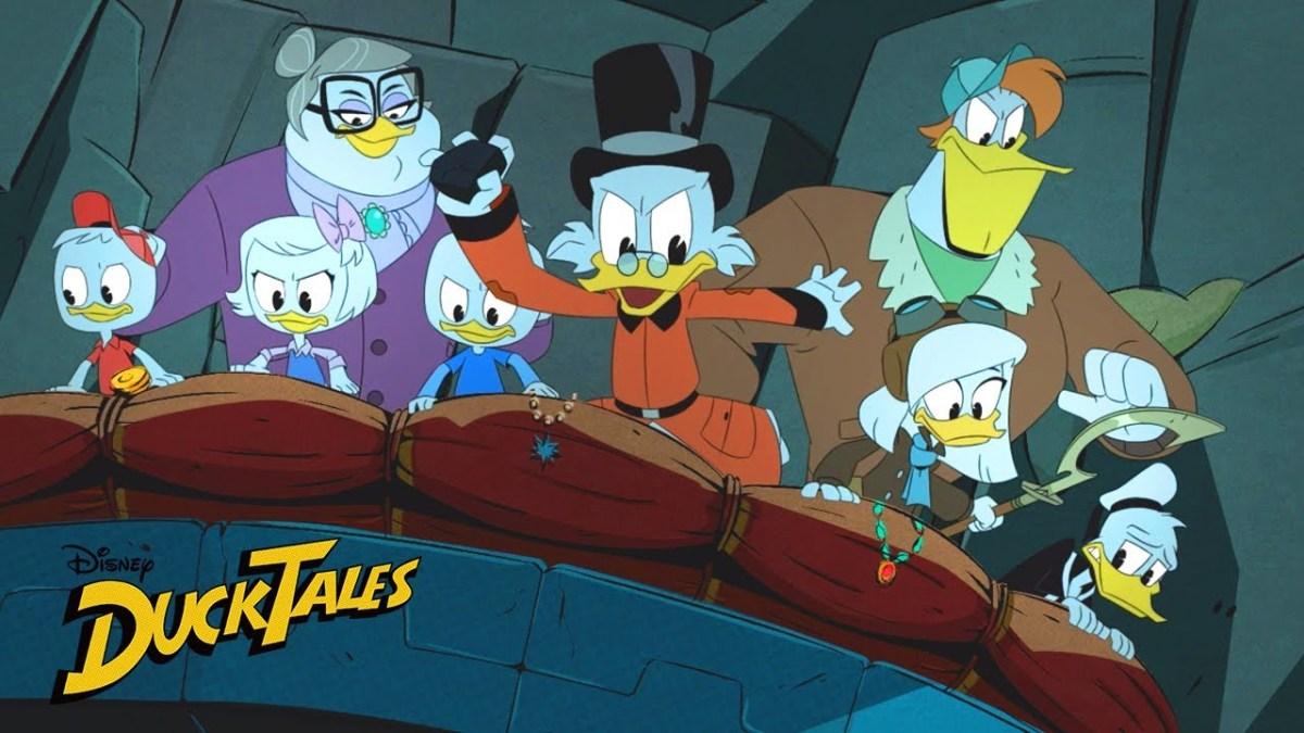 DuckTales Season 3 trailer