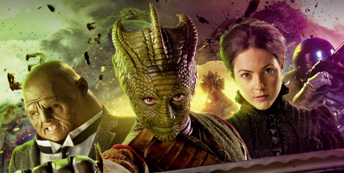 Doctor Who's Victorian crime-fighting spinoff returns