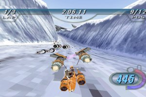 Star Wars Episode I Racer is coming to Nintendo Switch and PlayStation 4