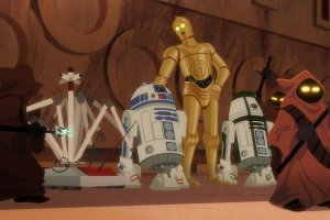 Star Wars Droids   Star Wars Galaxy of Adventures