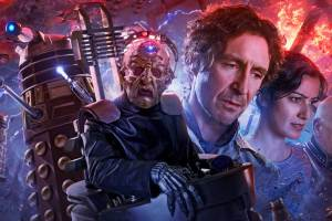 DOCTOR WHO – THE EIGHTH DOCTOR: TIME WAR 4
