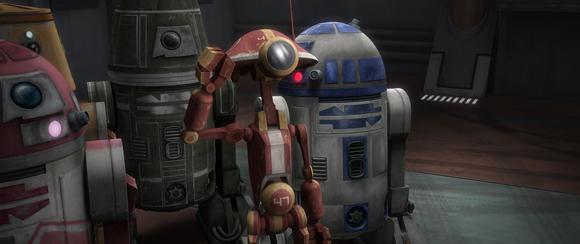 George Lucas' favorite Clone Wars episodes