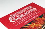 Dungeons & Dragons 1000-Piece Puzzle
