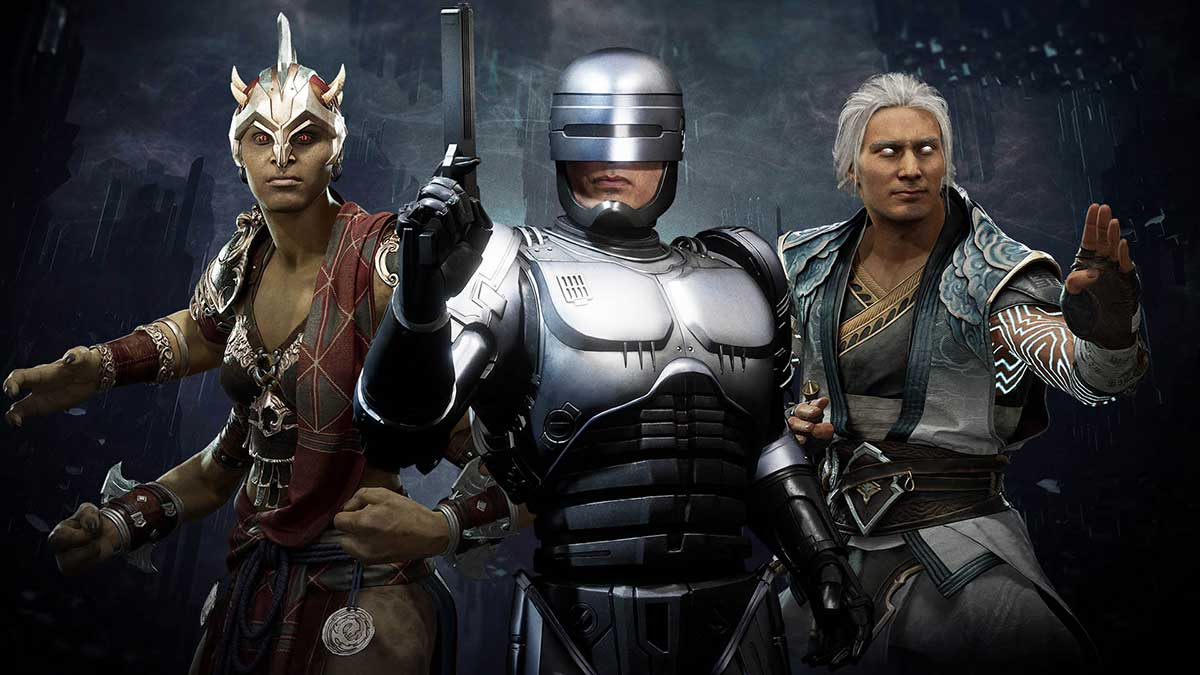 Mortal Kombat 11: Aftermath expansion adds RoboCop