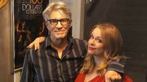 Eric Roberts and Chase Masterson (Big Finish Productions)