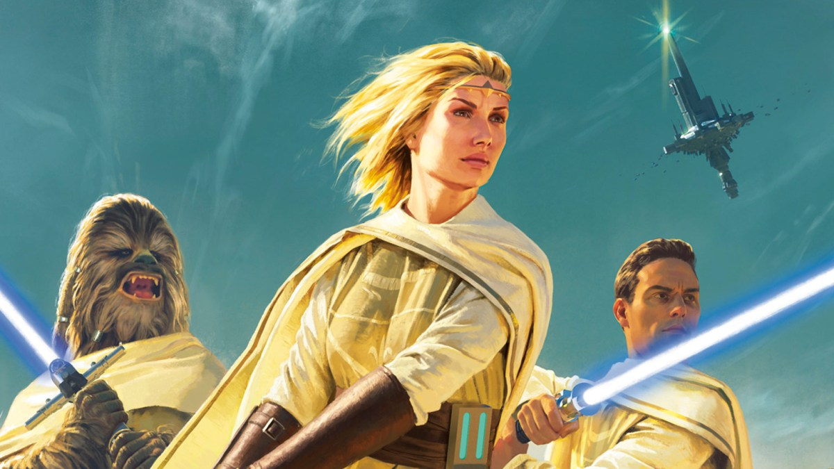 Star Wars The High Republic: Light of the Jedi